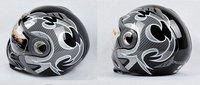 Шлем для мотоциклистов Classic Full Face Winter Racing Helmet