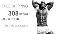 6pcs/ lot Best quality men underwear / men's boxer short / boxer briefs / wholesale more than 500 models