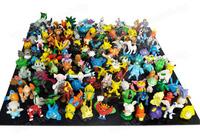 Йойо 2012 Hot fashion Brand New Cute Lots 48 Pcs 2 3cm Pokemon Mini Random Pearl Ct Figures