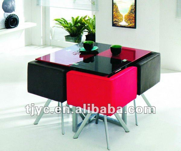 Space Saving Dining Set