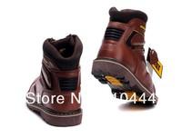 Мужские ботинки 2013 New hot sale men Outdoor fashion work shoes high help hiking shoes