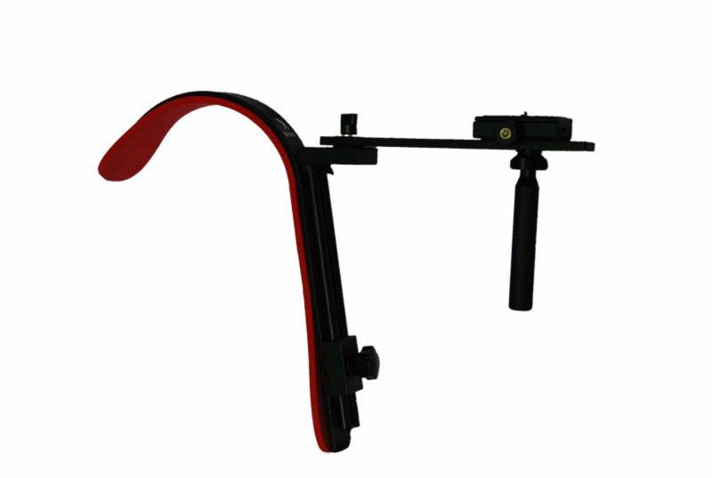 Beike aluminium bracket video tripod shoulder pad support
