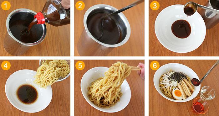 Abura-soba souce (AB-169) soy sauce ramen for japanese tokyo noodles 1L