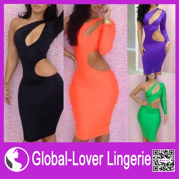 Long Sleeve Bodycon Dress Pattern