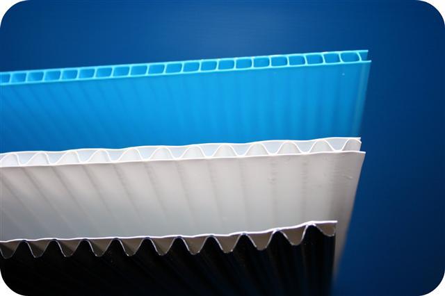 4x8 Corrugated Plastic Sheets Pp Hollow Sheet Corex