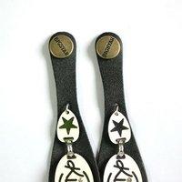 Кожаные браслеты