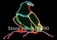 Освещения для сцены 700mW Laser Light RGB Animation Show System+ILDA 20Kpps Scanner+DMX&Auto&Sound+SD