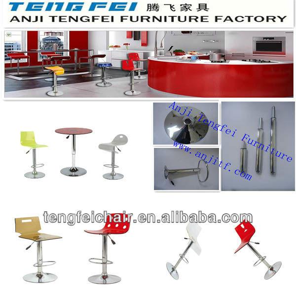 Acrylic mini bar stools TF-636