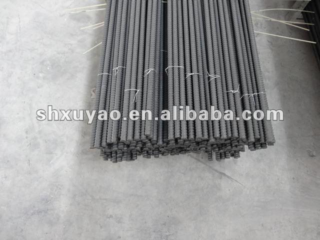 FRP rebars construction material