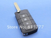 Охранная система The folding keys Nissan Tiida the aging Dappermarkt Latin remote control folding key remote shell
