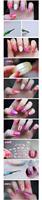 New 5pcs 2 Way Dotting Marbleizing Pens Nail Art Dot Paint Manicure Tool Hot