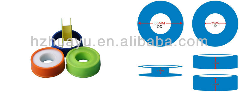 all new 100% high density ptfe tape