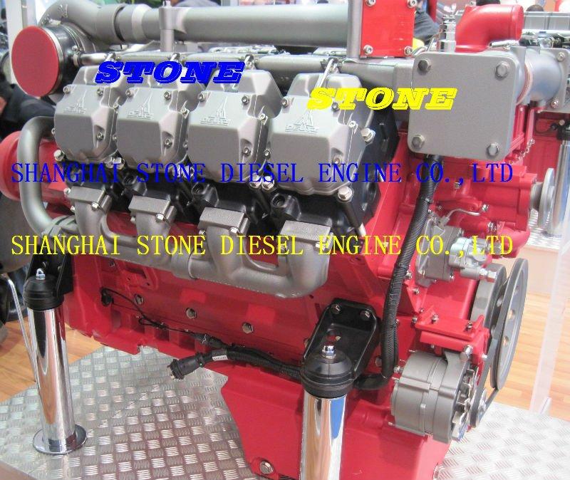 DEUTZ TCD2015V06 DIESEL ENGINE