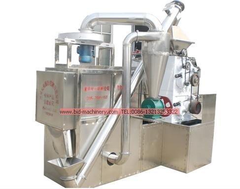 How to Make Chili Powder BCH-600 Chili Grinding Machine