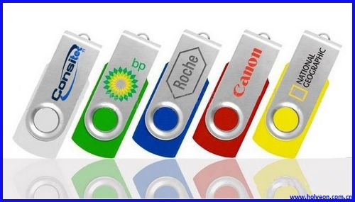 128mb-32gb Colorful Plastic Swivel usb flash drive