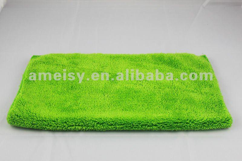 car cleaning cloth 460g/sm 35*35cm
