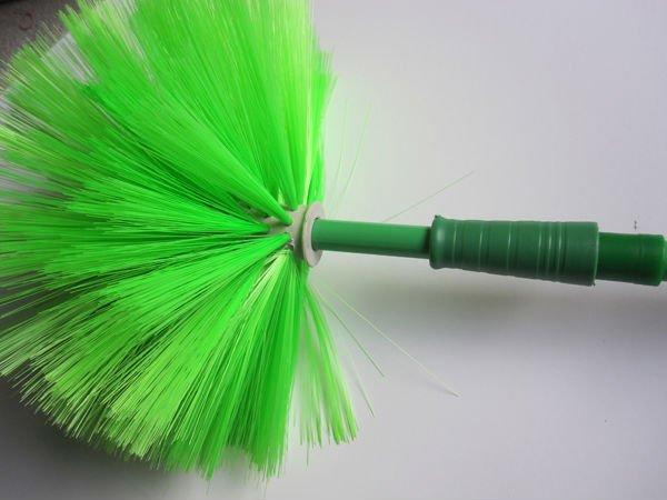 Best seller de limpeza ventilador duster com punho longo