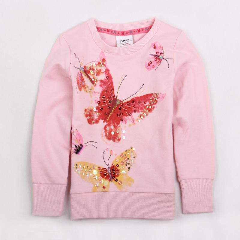 Толстовка бабочки 340 р