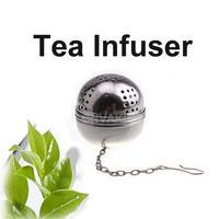 Ситечко- шарик для заваривания чая C Stainless Steel Teakettles Infuser Strainer Egg Shaped Tea Locking Spice Ball