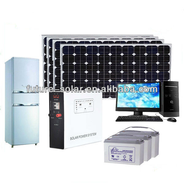 220v/300w solar system lahore pakistan for person