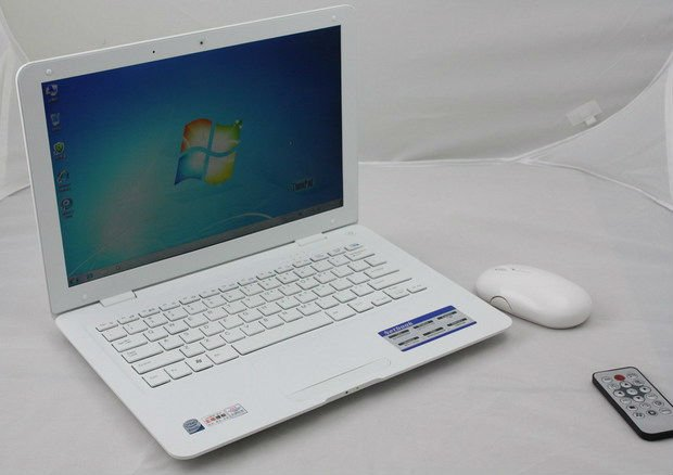 Netbook D425 13.3\'' notebook laptop 160G  (8)