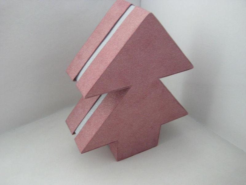 Customized star box/PP tree shape box
