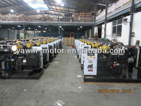 100KW/125KVA Diesel Generator Set