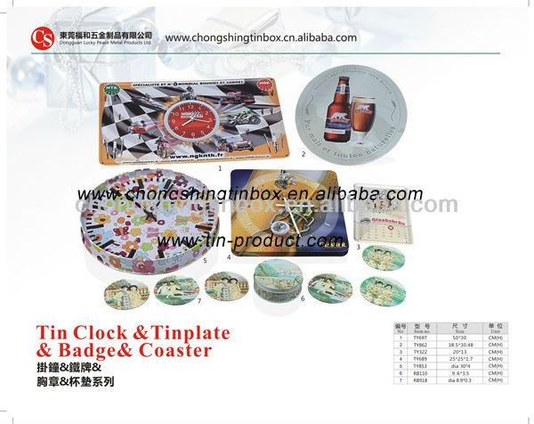 tin clock & tin coaster.jpg