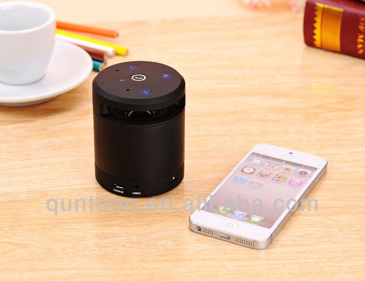 Latest bluetooth audio speaker with innovative design