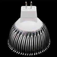 Светодиодная лампа TOMTOP 3 * 1W gu5.3 MR16 12V H4936