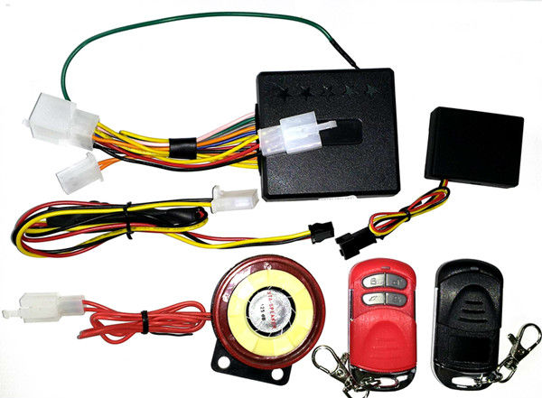 2012 new function of RF GSM vehicles tracker,sms alarm system motorcycle(V10)