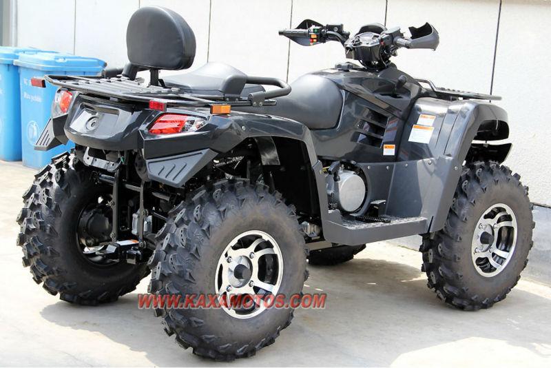 ATV Quad 550cc EEC