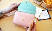 Чехол для для мобильных телефонов Hot sell 7 Color PU Leather Crown Smart Pouch/mobile phone case/mobile phone bag/card case/pu wallet