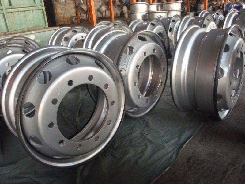 5.50-16 farm steel wheel