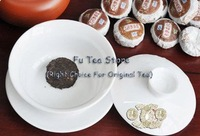 Чай Пуэр 50pcs Mini Coffee Puerh Tea, Ripe puer, Tuo cha