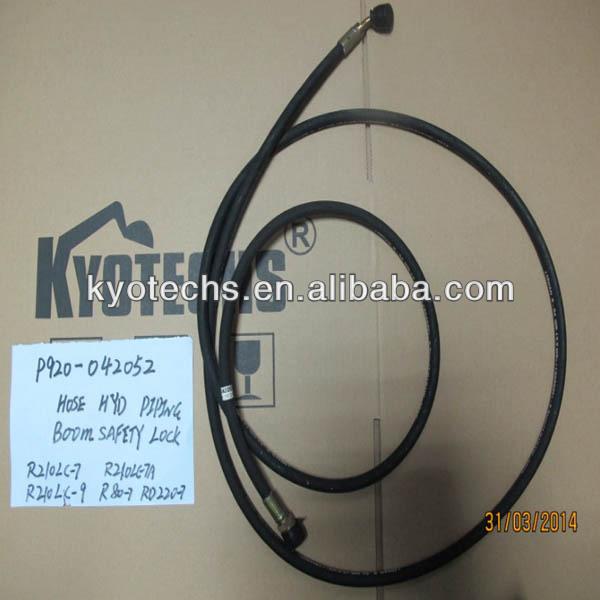 P920-042052 HOSE BOOM SAFTTY LOCK R210LC-7 R210LC-7A R210LC-9 R80-7 RD220-7.jpg
