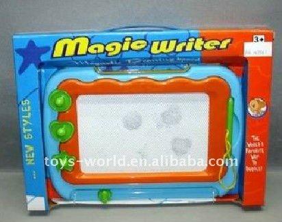 HJ210111 magic mangetic writing board kids magic writing board
