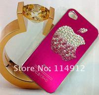 Чехол для для мобильных телефонов 1 Pcs Bumper Case Diamond flish LED light for iPhone 4/iphone 4s