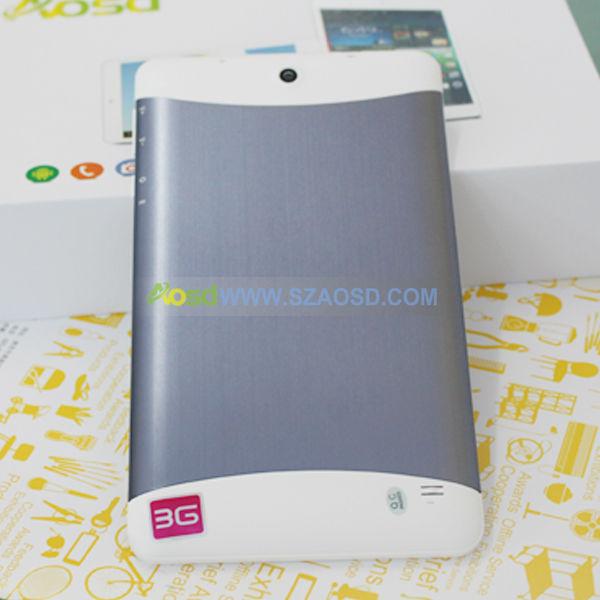 "Factory price!!! 7"" Ultra Slim Tablet 3G with SIM card GPS Bluetooth FM S728B."