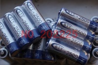 Аккумулятор HK Post 20pcs/lot AA Rechargeable Battery NI-MH 2500mAh 1.2V Battery Pack For Camera Batteries