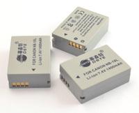 Аккумулятор 3 DEST NB /10l CANON 1400mAh 3.7V NB-10L