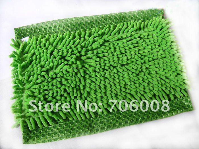 Microfiber Mop Pads Chenille Microfiber Chenille Mop