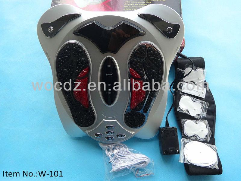 improve foot circulation machine
