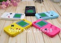 Чехол для для мобильных телефонов 10pcs/lot, Classic Game/boy Soft silicon cover case for iphone 4 4S