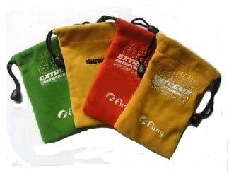 2013 Fashionable black velvet gift bags pouch JF-VB80009