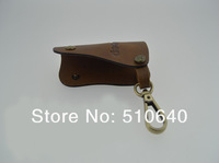 Free Shipping JEEP COMPASS/Patriot/Wrangler Leather Smart Key Holder/Key Sets  byh6