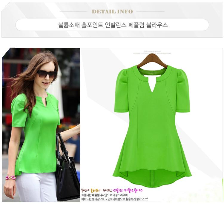 Блузки Яркие