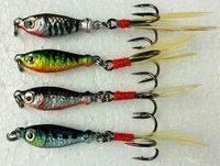 Приманка для рыбалки Hengjia 8 minow 5 2,1 10# , 5CM-2.1G-10#hooks