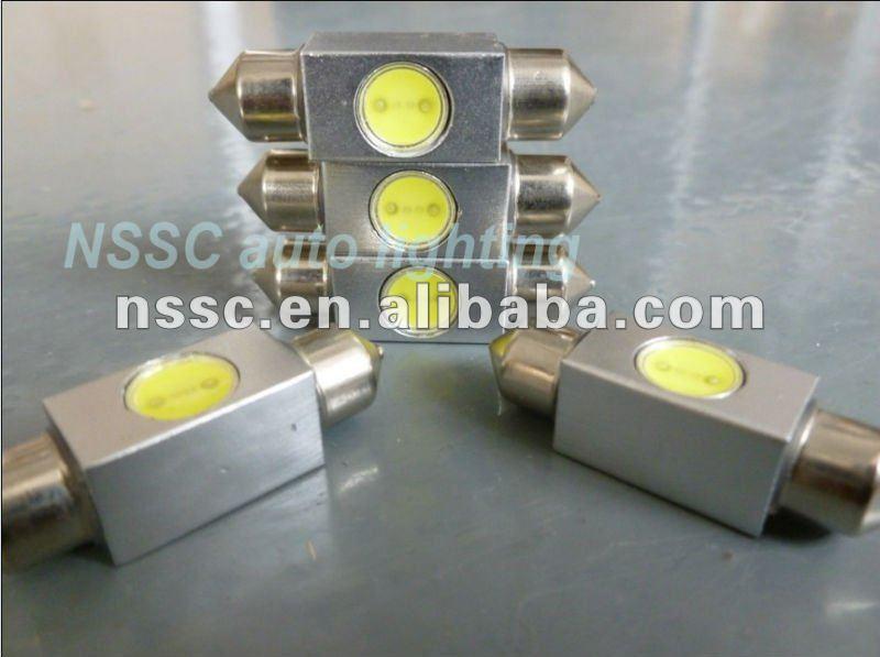 2013 36mm DC 12V high power LED Festoon car Interior LED dome light