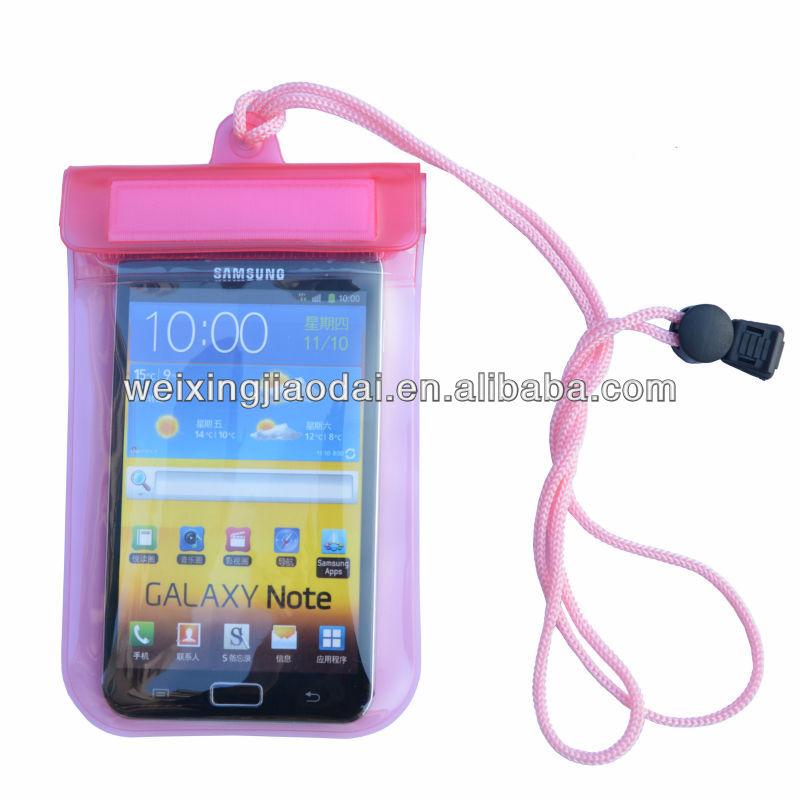 Waterproof cell phone bag waterproof cell phone factory waterproof cell phone manufacture